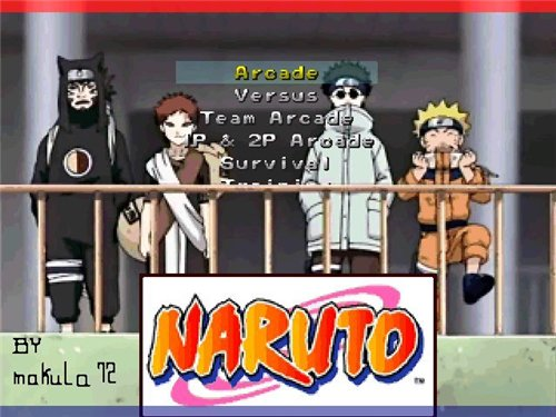 Наруто Street Battle2